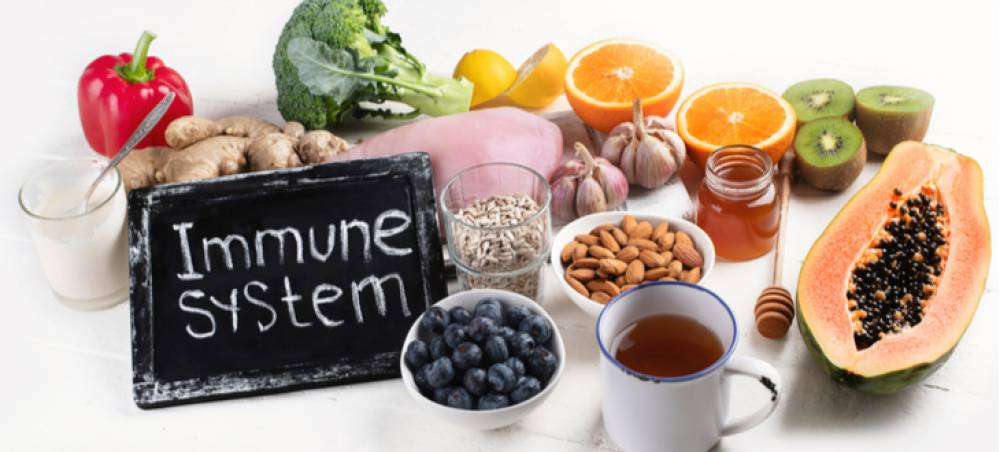 best food items to keep your immune system strong