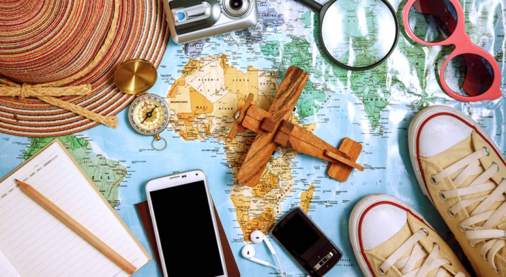 how to plan your international travel budget